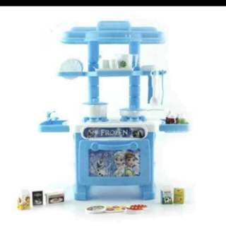 Frozen mini kitchen