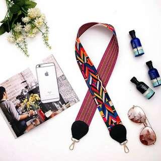 Tali panjang untuk tas