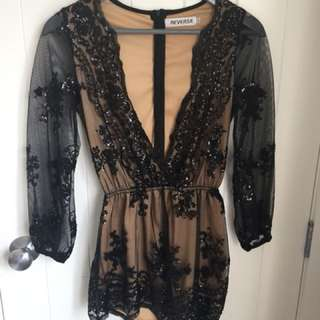 TIGERMIST PLAYSUIT