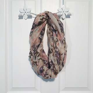 Infinity scarf 🖐