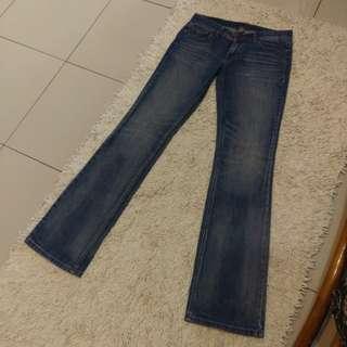 ARMANI牛仔褲