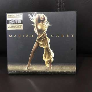 4 Mariah Carey CDs collection