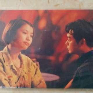 電影《新不了情》postcard