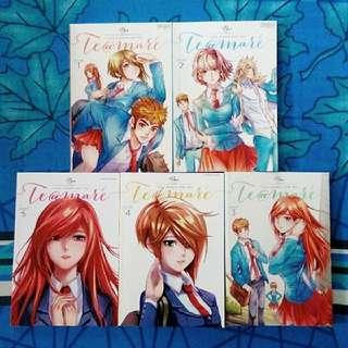 (FREE POSTAGE!) Buku Komik Comic Novel Grafik Manga Gempak Starz - Teamare karya Ben Wong