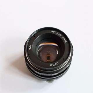 [cheap!!] Helios Zenit 44m lens f2.0