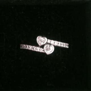 Pandora - Forever Hearts Ring
