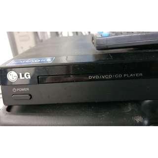 LG DVD / VCD / CD Player