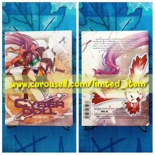 Buku Komik Comic Novel Grafik Manga Gempak Starz - Cyber Doll karya Park Sung Woo dan Orebalgum