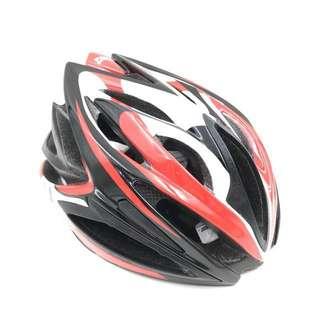 Kali Protectives Phenom Cycling Helmet - Orbit Red/Black (Medium/Large)