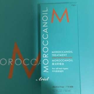 MOROCCAN OIL 摩洛哥優油 護髮油 100ml 50ml