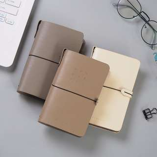 One Fifth Leather Travelers Notebook Small