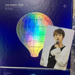 [WTT] BTS WINGS TOUR DVD PC