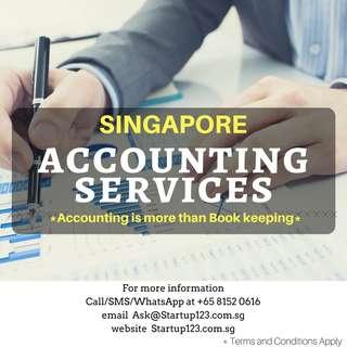 Accounting Outsourcing/ Accounting/ Accounting Services