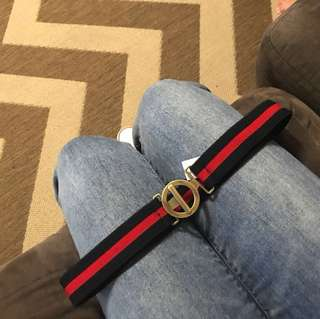 Gucci Inspired Look Belt