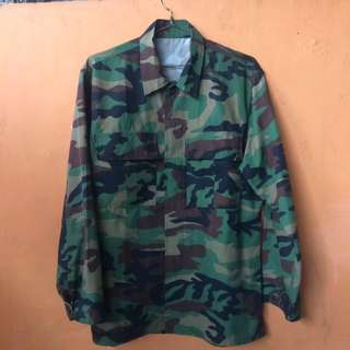 Outer Jaket Army