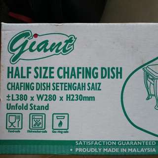 Brand New And Unused - Good For Family Buffet -clearance
