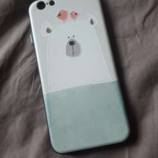 Iphone 6 case Polar Bear