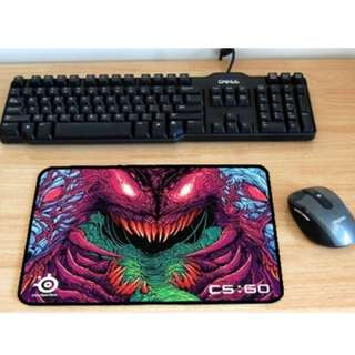 Qck Gaming Mouse Mat (Hypebeast)