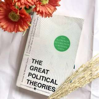 Book 2 The Great Political Theories