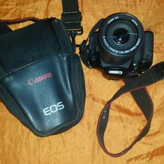 CANON DSLR 600D FOR SALE with Package