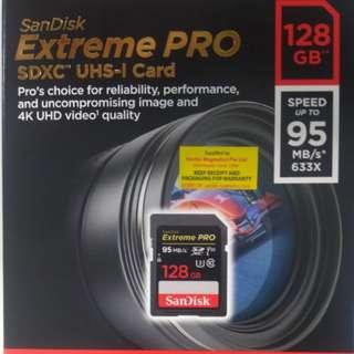 SanDisk Extreme PRO SDXC UHS-I Card