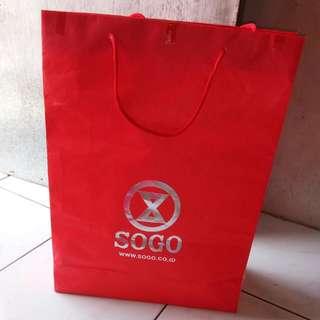 Paper Bag Sogo