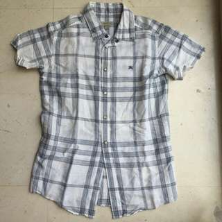 BN BURBERRY SHORT SLEEVE