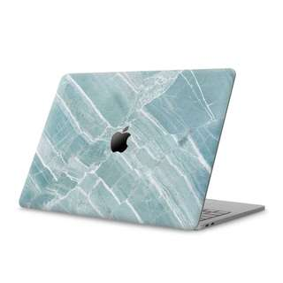 Cracked Mint Cover Decal Skin for MacBook Notebooks - All Models
