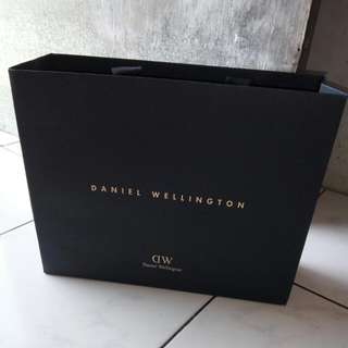 Paper Bag DANIEL WELINGTON
