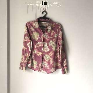 XS Batik Shirt