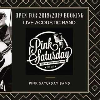 Live Acoustic band