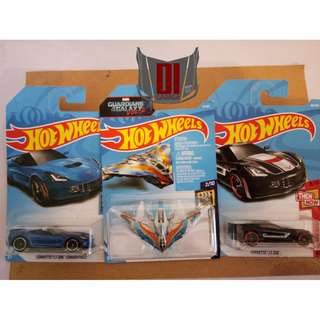 Hot Wheels Lot of 3 #TOYS50