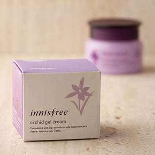 (Priced to sell) Innisfree Orchid Gel Cream 50ml