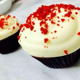 Red Velvet Cupcake (Min. 6 pcs)