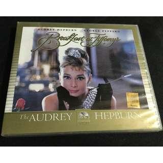 Breakfast at Tiffany's (original VCD)