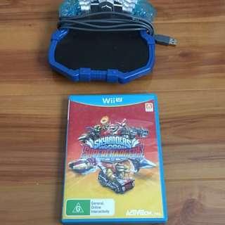 Wii u Skylanders super chargers