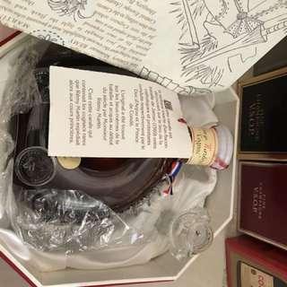 60年代白頭人頭馬remy martin Louis xiii 70cl連盒