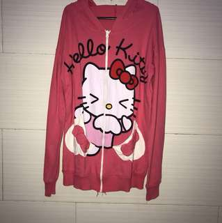 BANGKOK JAKET HELLO KITTY