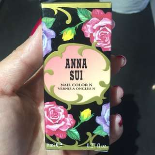 Anna Sui nail Colour