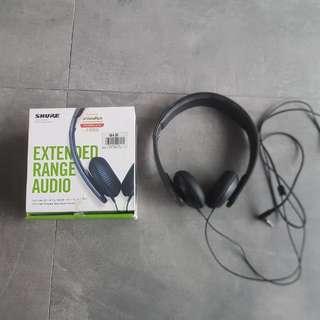 Shure Semi Open Headphone SRH144
