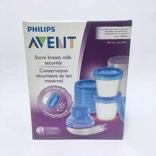 Philips Avent Breast Milk Storage Cup