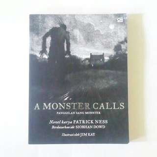 A monster call - patrick ness