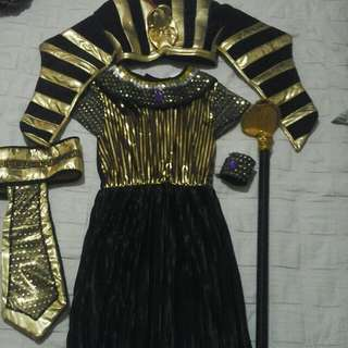 Egyptian  costume for kids( repriced)