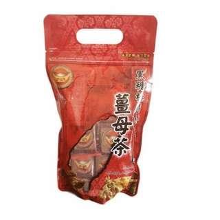 黑糖桂圓紅棗薑母茶