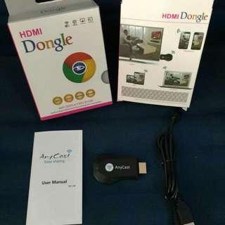 Anycast Wiffi display reciever HDMI Dongle