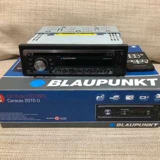🚚 Blaupunkt Caracas 2010U 汽車音響