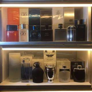 Original Imported Perfumes FREE SHIPPING within Metro Manila