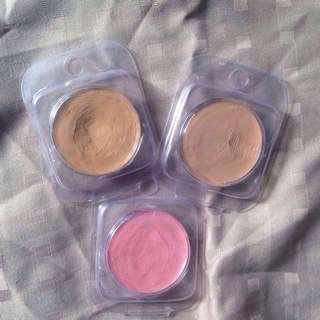 AuthenticSuesh Concealer & Corrector Pots Bundle