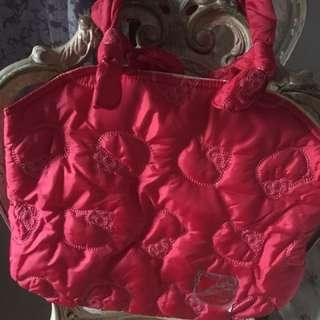 Hello Kitty shopping bag 環保袋