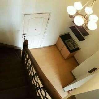 Loft type 2 bedroom condo